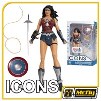 ICONS Wonder Woman 75 Th Dc Collectibles figure 19